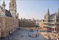 Grand Place Brussels.