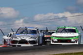 #66: Tommy Joe Martins, Motorsports Business Management, Toyota Camry Gusset.com and #86: Will Rodgers, Brandonbilt Motorsports, Chevrolet Camaro Kelly Benefit Strategies