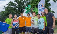 Den Bosch, Netherlands, 17 June, 2017, Tennis, Ricoh Open,  Beach tennis tournament, winners men's .and runners up<br /> Photo: Henk Koster/tennisimages.com