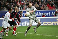 Torwart Robert Enke (Hannover 96)