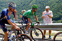 11th July 2021, Ceret, Pyrénées-Orientales, France; Tour de France cycling tour, stage 15, Ceret to  Andorre-La-Vieille;   CAVENDISH Mark (GBR) of DECEUNINCK - QUICK-STEP  during stage 15 of the 108th edition of the 2021 Tour de France cycling race, a stage of 191,3 kms between Ceret and Andorre-La-Vieille.