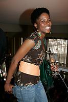 Montreal (qc) CANADA - July 25 2007 -<br /> <br /> Nancy Bouzy,