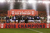 2018 US Open Cup Finals, Houston Dynamo vs Philadelphia Union, September 26, 2018