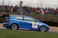 Round 1 of the 2006 British Touring car Championship. #12 Mark Proctor (GBR). Fast-Tec Motorsport. Honda Civic Type-R.