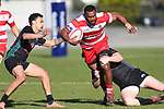 NELSON, NEW ZEALAND - AUGUST 15: Div 1 Rugby WOB v Kahurangi Trafalgar Park  Park Saturday 15 August 2020 , New Zealand. (Photo byEvan Barnes/ Shuttersport Limited)