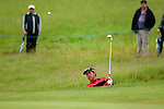 3rd June 2012 - Celtic Manor Resort - Newport - South Wales - UK :   Jaco Van Zyl of South Africa at the ISPS Handa Wales Open Golf Tournament at the Celtic Manor Resort..