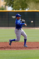 Jeff Bianchi  - Kansas City Royals - 2009 spring training.Photo by:  Bill Mitchell/Four Seam Images