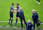 22.06.2021 Croatia v Scotland: Grant Hanley subbed