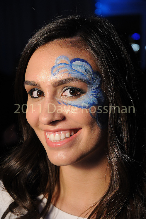 Adrianna Barton at the 20th San Luis Salute Friday Feb. 05, 2016.(Dave Rossman photo)