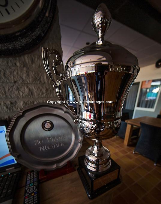 Etten-Leur, The Netherlands, August 23, 2016,  TC Etten, NVK, Trophy<br /> Photo: Tennisimages/Henk Koster