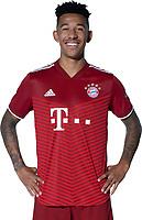 29th August 2021; Munich, Germany; FC Bayern Munich official team portraits for season 2021-22:  Chris Richards