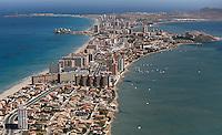 DESTRUCCION A TODA COSTA 2010 (DTC2010) La Manga del Mar Menor, Murcia. Junio 2007. © Pedro Armestre