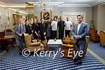 Randles Hotel 100th anniversary  <br /> Shane Kelly, Marie Keary, Paulina Smulkyte, Mireio Rullo, Aiden Lenihan, Graham Tully, Mariusz Makidiz, Michael O'Sullivan (Head Chef) and Tom Randles