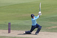 Michael Pepper in batting action for Essex during Hampshire Hawks vs Essex Eagles, Royal London One-Day Cup Cricket at The Ageas Bowl on 22nd July 2021