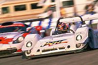 Robby Gordon, #36 Riley & Scott..2002 Rolex 24 at Daytona, Daytona International Speedway, Daytona Beach, Florida USA Feb. 2002.(Sports Car Racing)