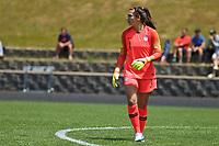 Portland, OR - Saturday, June 30, 2018: Brazil Women's U20 vs USWNT U20 at Catlin Gabel School.