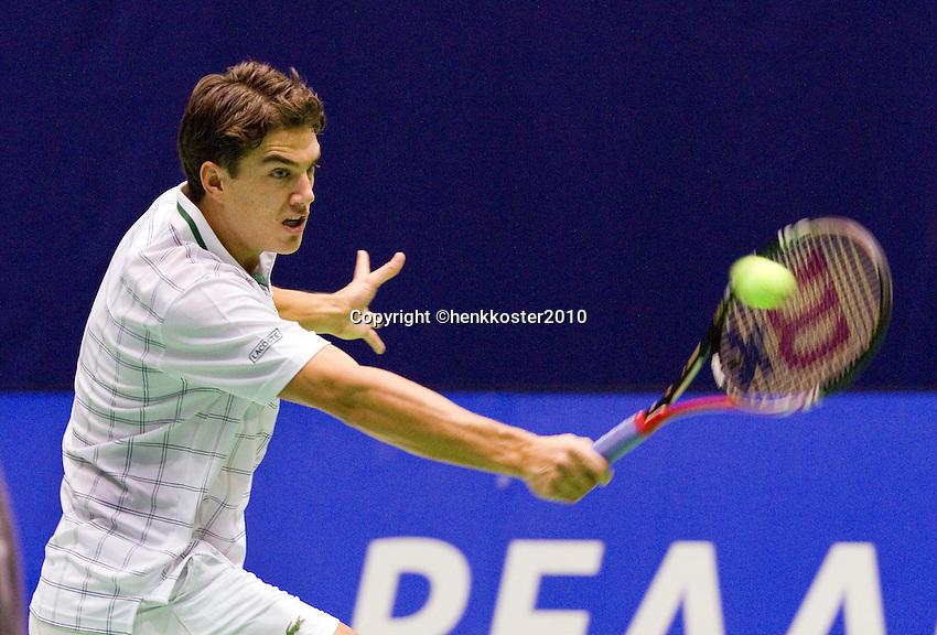 17-12-10, Tennis, Rotterdam, Reaal Tennis Masters 2010,    Jesse Huta Galung