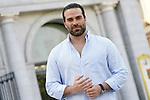Venezuelan actor Alejandro Nones visits Madrid. July 22,2021. (ALTERPHOTOS/Acero)