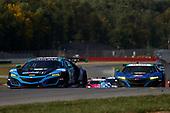 #57 Heinricher Racing w/MSR Curb-Agajanian Acura NSX GT3, GTD: Alvaro Parente, Misha Goikhberg, #22 Gradient Racing Acura NSX GT3, GTD: Till Bechtolsheimer, Marc Miller