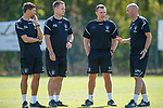 20.06.18 Steven Gerrard, Michael Beale, Tom Culshaw and Gary McAllister