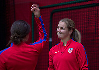 Carson, CA - January 8, 2018: The USWNT trains during their annual January camp in California.