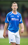 St Johnstone FC....Season 2011-12.Frazer Wright.Picture by Graeme Hart..Copyright Perthshire Picture Agency.Tel: 01738 623350  Mobile: 07990 594431