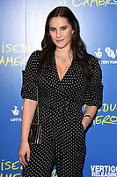 """Kat Shoob<br /> arriving for the premiere of """"The Miseducation of Cameron Post"""" screening at Picturehouse Central, London<br /> <br /> ©Ash Knotek  D3424  22/08/2018"""