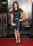 Carly Steel attends the Twentieth Century Fox's L.A. Premiere of Unstoppable held at Regency Village Theater in Westwood, California on October 26,2010                                                                               © 2010 Hollywood Press Agency