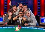 2017 WSOP Event #36: $5,000 No-Limit Hold'em 6-Handed