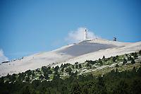 The mythical Mont Ventoux<br /> <br /> stage 12: Montpellier - Mont Ventoux (shortened stage due to wind until Chalet Reynard; 178km)<br /> 103rd Tour de France 2016