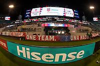Sponsorship, USWNT vs Mexico, April 5, 2018