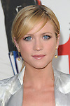 Brittany Snow at The Newline Cinema & Warner Brothers L.A. Premiere of 17 Again held at The Grauman's Chinese Theatre in Hollywood, California on April 14,2009                                                                     Copyright 2009 RockinExposures
