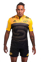 Matt Proctor. Hurricanes Super Rugby official headshots at Rugby League Park, Wellington, New Zealand on Wednesday, 6 January 2016. Photo: Dave Lintott / lintottphoto.co.nz
