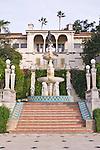 USA, CA, San Simeon, Hearst Castle, Casa del Sol