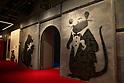 Banksy exhibition in Yokohama