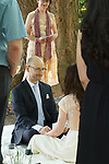 Image from Shiraz and Adrian's wedding in Prospect Park, Brooklyn on June 9, 2017.