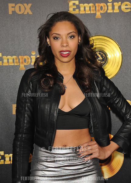 """Ciera Payton at the premiere of Fox's new TV series """"Empire"""" at the Cinerama Dome, Hollywood.<br /> January 6, 2015  Los Angeles, CA<br /> Picture: Paul Smith / Featureflash"""