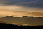 Landscape of the Hovsgol region, Mongolia
