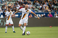 Carson, CA - October 30, 2016: The Los Angeles Galaxy defeat the Colorado Rapids 1-0 in the first game of the Western Conference Semifinals at StubHub Center.