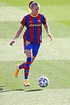 Liga IBERDROLA 2020-2021. Jornada: 10<br /> FC Barcelona vs Santa Teresa: 9-0.<br /> Ana Maria Crnogorcevic.