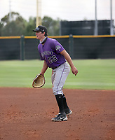 Michael Toglia - 2020 AIL Rockies (Bill Mitchell)