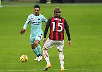 Milano  09-01-2021<br /> Stadio Giuseppe Meazza<br /> Campionato Serie A Tim 2020/21<br /> Milan - Torino<br /> nella foto:    Izzo                                                      <br /> Antonio Saia Kines Milano