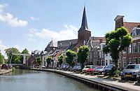 Nederland - Maarssen- 2020.   Huizen aan de Vecht.  Foto Berlinda van Dam / Hollandse Hoogte