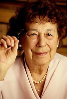 FILE - Marguerite Lescop en 1999 - EXCLUSIF