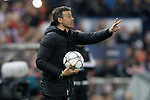 FC Barcelona's coach Luis Enrique Martinez during Champions League 2015/2016 Quarter-Finals 2nd leg match. April 13,2016. (ALTERPHOTOS/Acero)