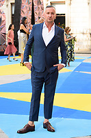 DJ Fat Tony<br /> arriving for the Royal Academy of Arts Summer Exhibition 2018 opening party, London<br /> <br /> ©Ash Knotek  D3406  06/06/2018