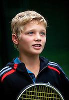 17-09-10, Tennis, Amsterdam, Bart Stevens