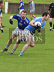 Newtown Blues V Naomh Mairtin