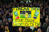 A poster of Taniela Tupou during the Bledisloe Cup rugby match between the New Zealand All Blacks and Australia Wallabies at Eden Park in Auckland, New Zealand on Saturday, 7 August 2021. Photo: Dave Lintott / lintottphoto.co.nz