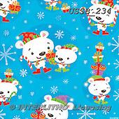 Sarah, GIFT WRAPS, GESCHENKPAPIER, PAPEL DE REGALO, Christmas Santa, Snowman, Weihnachtsmänner, Schneemänner, Papá Noel, muñecos de nieve, paintings+++++Polar-11-A-1,USSB234,#GP#,#X#